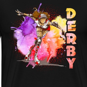 DERBY TEE SHIRT - Men's Premium T-Shirt