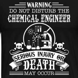 Chemical Engineer Shirt - Men's Premium T-Shirt