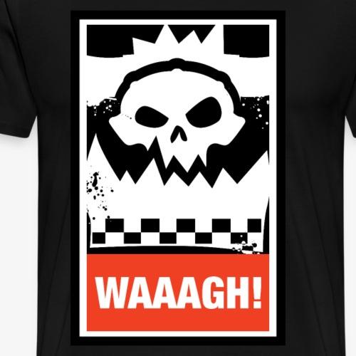 Waaagh! Orks - Ork - Greenskins - Men's Premium T-Shirt