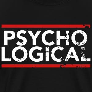 Psychological by Ben Fama Jr. - Men's Premium T-Shirt