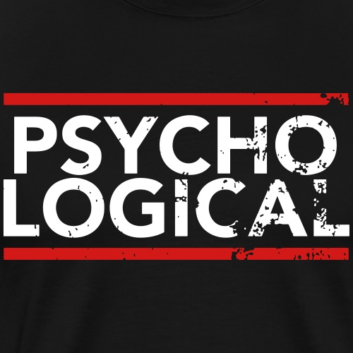 Psychological by Ben Fama Jr. - Men's Premium T-Shirt