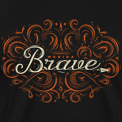 Brave tshirt - Men's Premium T-Shirt