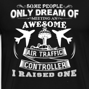 Air Traffic Controller Mom Shirt - Men's Premium T-Shirt