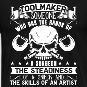 Toolmaker Shirt - Men's Premium T-Shirt