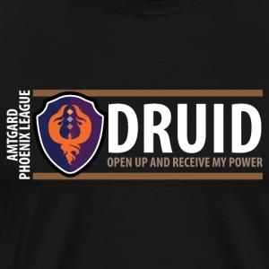 Shield Series: Druid - Men's Premium T-Shirt