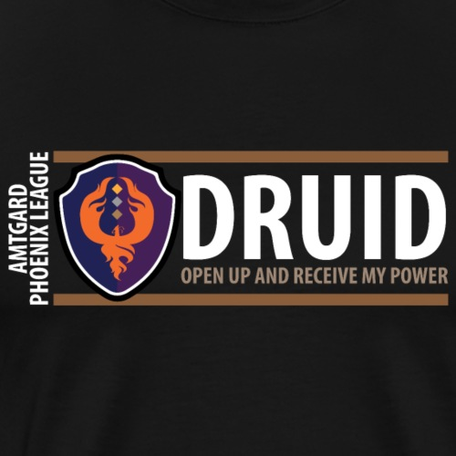 Shield Series: Druid - Men's Premium T-Shirt