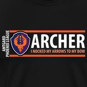 Shield Series: Archer - Men's Premium T-Shirt