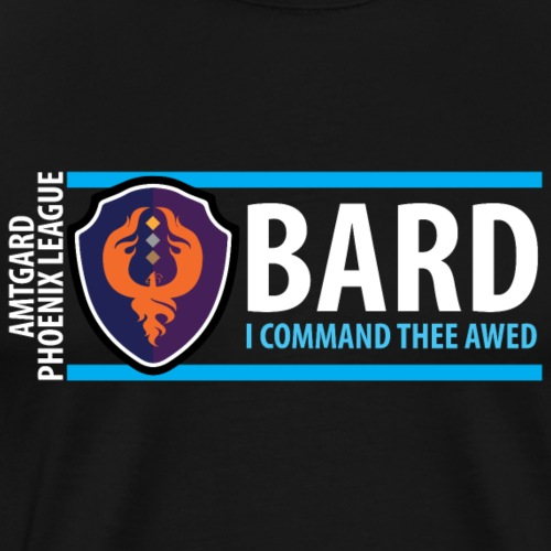 Shield Series: Bard - Men's Premium T-Shirt