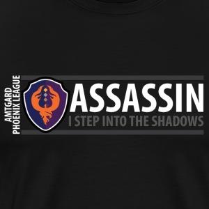 Shield Series: Assassin - Men's Premium T-Shirt