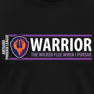 Shield Series: Warrior - Men's Premium T-Shirt