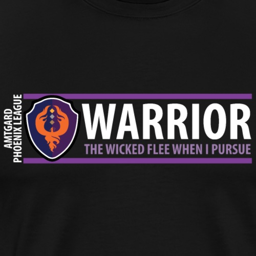 Shield Series: Warrior - Men's Premium T-Shirt