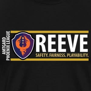 Shield Series: Reeve - Men's Premium T-Shirt