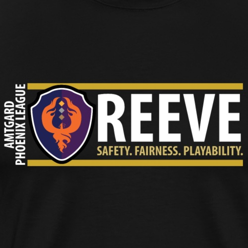 Shield Series: Reeve - Men's Premium T-Shirt