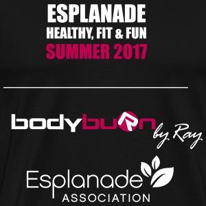 Esplanade Tshirt Back - Men's Premium T-Shirt