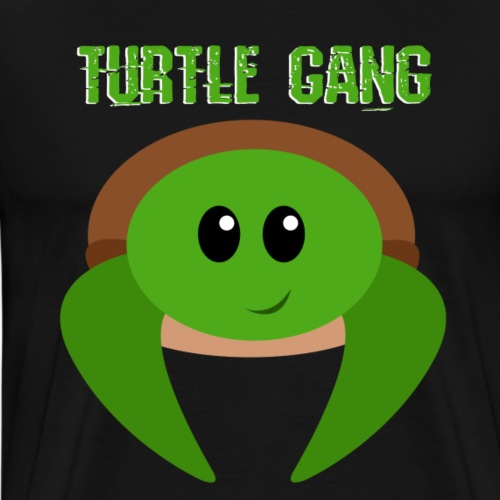 Turtle Gang - Men's Premium T-Shirt