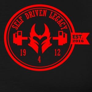 SDLNEW RED - Men's Premium T-Shirt