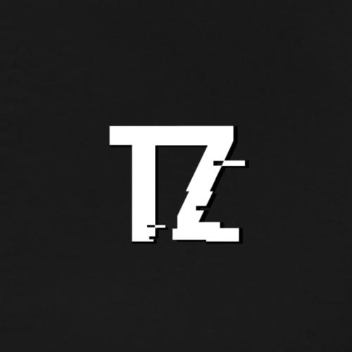 TZ logo - Men's Premium T-Shirt