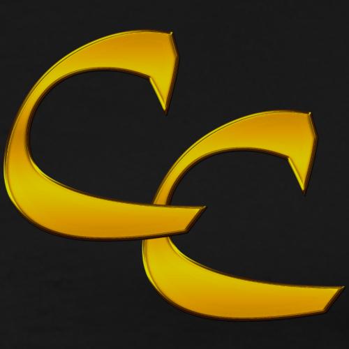 CC basic logo - Men's Premium T-Shirt