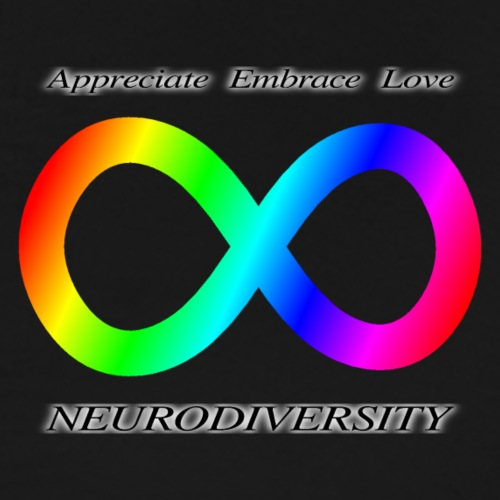 Embrace Neurodiversity - Men's Premium T-Shirt