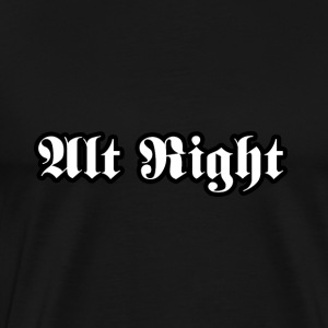 Alt Right - Men's Premium T-Shirt