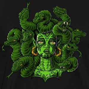 Medusa - Men's Premium T-Shirt