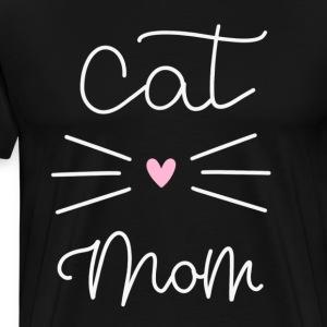 CAT MOM OF THE YEAR - Men's Premium T-Shirt
