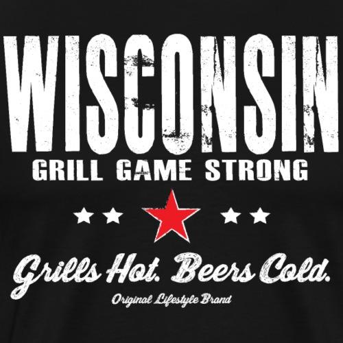 Grills Hot. Beers Cold. : Wisconsin