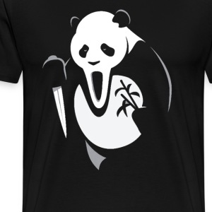 Scream Panda - Men's Premium T-Shirt