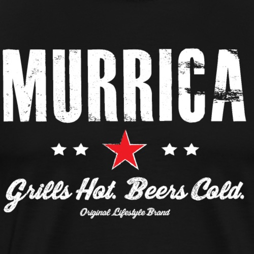 Grills Hot. Beers Cold. : Murrica