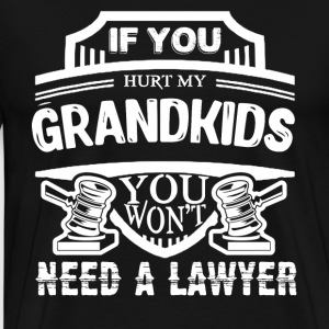 Lawyer Tee Shirts - Men's Premium T-Shirt