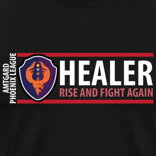 Shield Series: Healer - Men's Premium T-Shirt