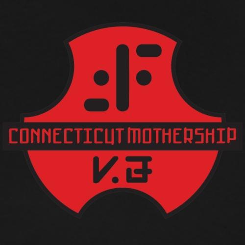 CT-V: Connecticut Mother ship - Men's Premium T-Shirt