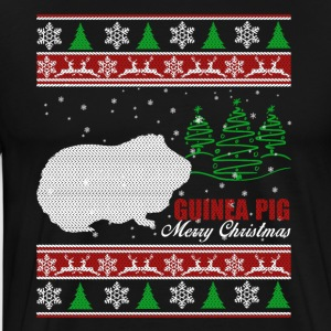 Guinea Pigs Shirt - Guinea Pigs Christmas Shirt - Men's Premium T-Shirt
