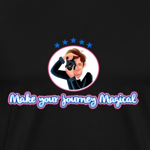 Make Your Journey Magical #1 - Men's Premium T-Shirt