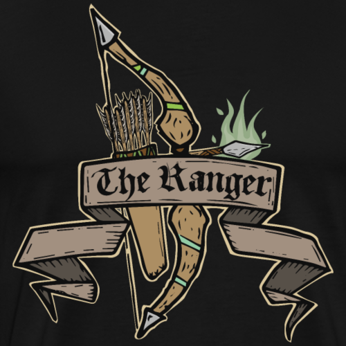 The Ranger - Men's Premium T-Shirt