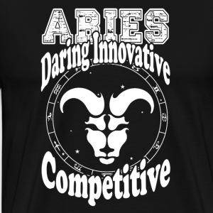 STYLISH ARIES SHIRT - Men's Premium T-Shirt