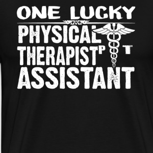 Physical Therapist Assistant T Shirts - Men's Premium T-Shirt
