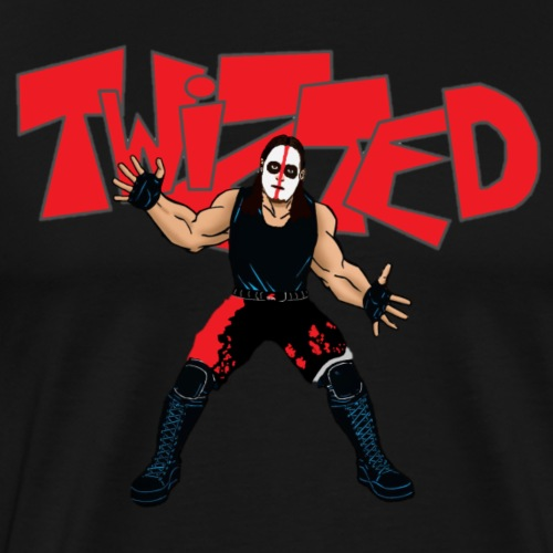 TwiZtedT Logo - Men's Premium T-Shirt