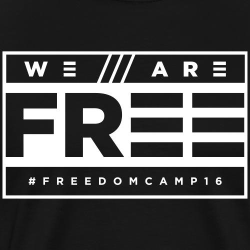 We Are Free - Men's Premium T-Shirt