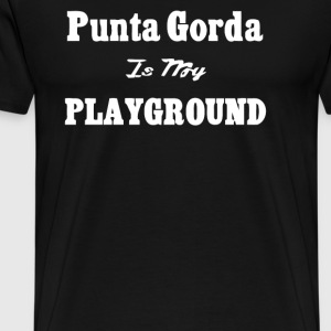 Punta Gorda Is My Playground - Men's Premium T-Shirt