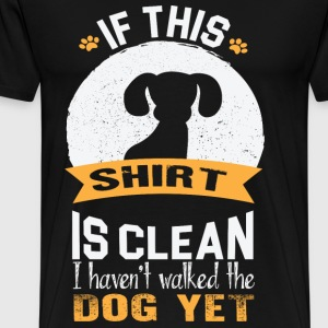 Dog owner problems - Men's Premium T-Shirt