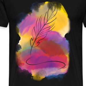 Feather - Men's Premium T-Shirt