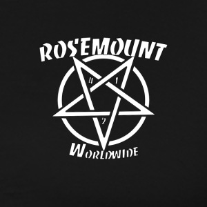 Rosemount Worldwide Pentagram - Men's Premium T-Shirt