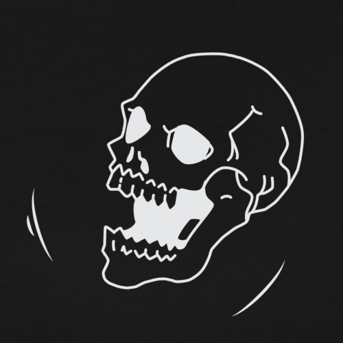 The Laughing Skull - Men's Premium T-Shirt