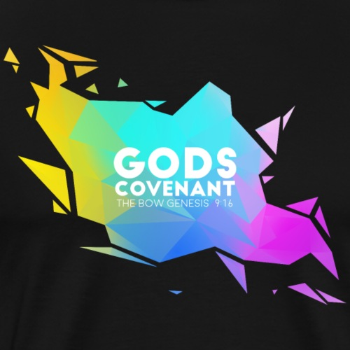 Gods Covenant V3 - Men's Premium T-Shirt