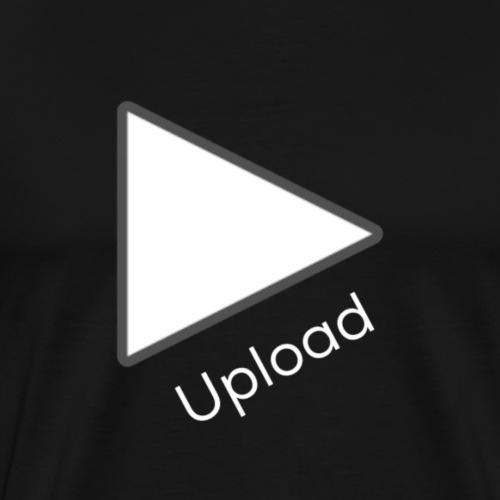 Upload Tracks - Men's Premium T-Shirt