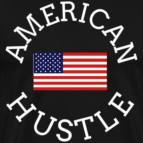 American Hustle - Men's Premium T-Shirt