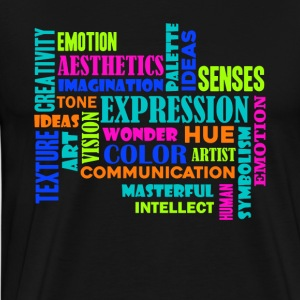 ARTIST CREATIVE INSPIRATION SHIRT - Men's Premium T-Shirt