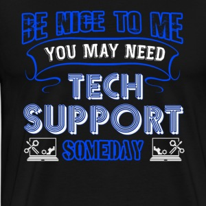 Tech Support Shirt - Men's Premium T-Shirt