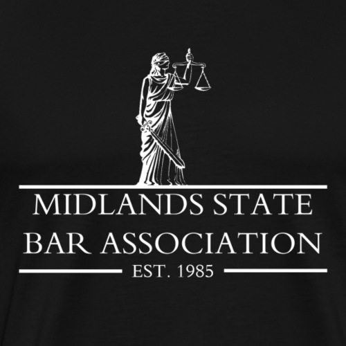 Midlands Bar Assoc - Men's Premium T-Shirt